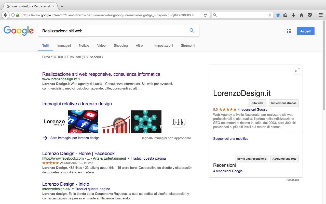 SEO-lorenzo-design-it-google