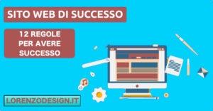 Regole fondamentali per un sito web di successo