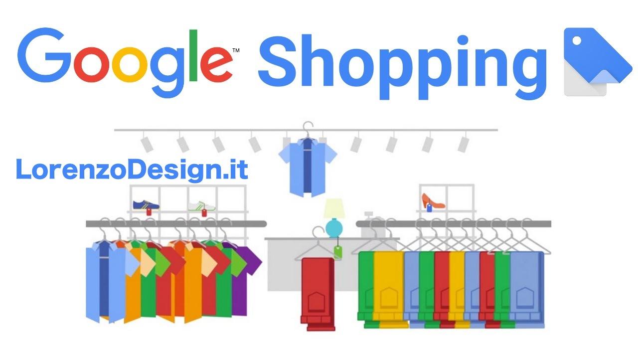 google shopping - lorenzodesign