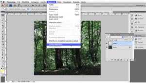 Corso Completo Effetti Photoshop Gratis aggiungere raggi di sole ad una foto