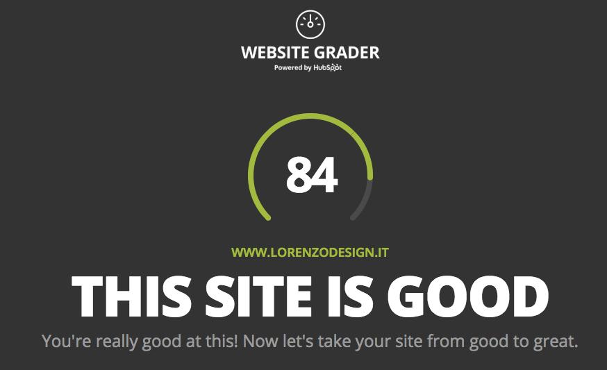 Website Grader tool