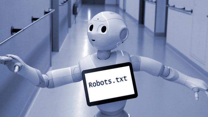 Scrivere un file robots.txt