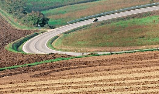 Moto Turismo: Monferrato: da Asti al Castello di Moncucco