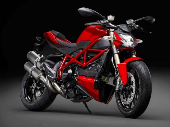 Le 5 Naked più belle e desiderate di sempre - Ducati 848 Streetfighter