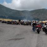 Moto Turismo Mille curve sul Gran Sasso