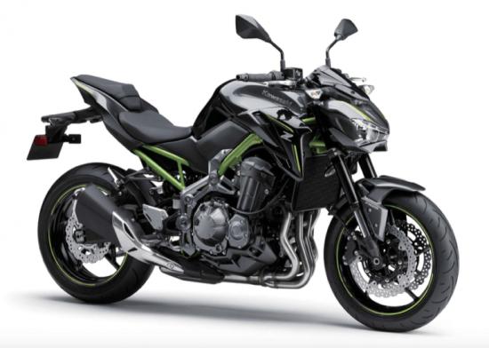 Le 5 Naked più belle e desiderate di sempre - Kawasaki Z 1000 R Edition