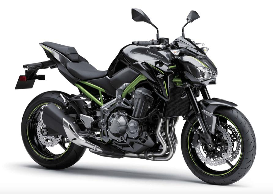Kawasaki Z 1000 R Edition
