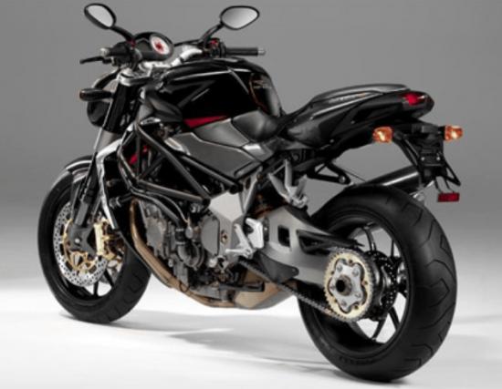 Le 5 Naked più belle e desiderate di sempre - Mv Agusta 910 R
