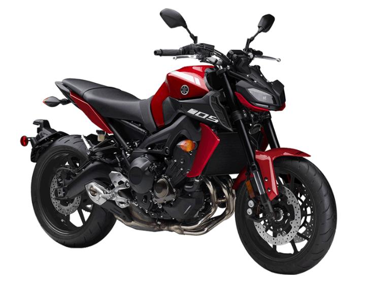 Yamaha MT-09 versione 2021