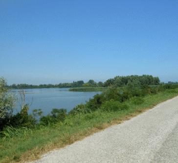 Moto Turisti Emilia Romagna dalle Valli di Comacchio al mare Adriatico