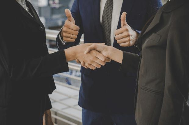 Prospettiva del cliente nella vendita