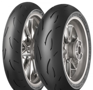 I migliori pneumatici sportivi per moto - Dunlop Qualifier GP Racer d212