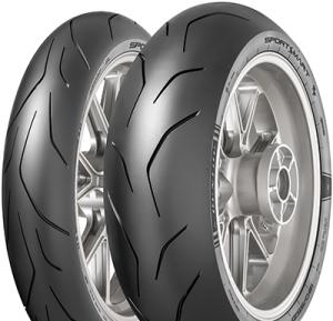 I migliori pneumatici sportivi per moto - Dunlop Sportsmart TT
