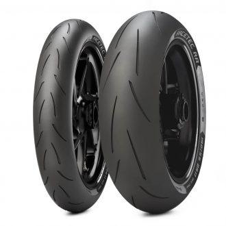 I migliori pneumatici sportivi per moto - Metzler racetec RR